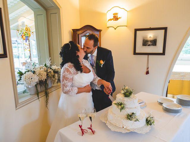 Il matrimonio di Stefano e Barbara a Fiumicello, Udine 73