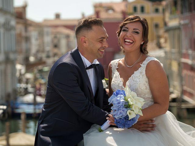 Il matrimonio di Devis e Sara a Chioggia, Venezia 15