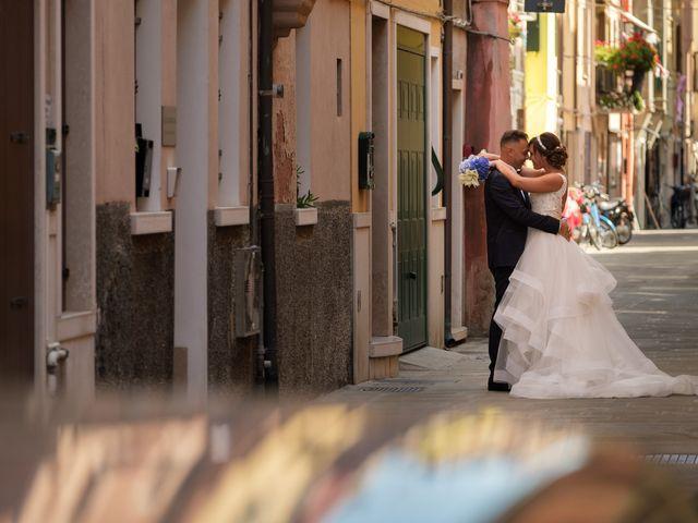 Il matrimonio di Devis e Sara a Chioggia, Venezia 16