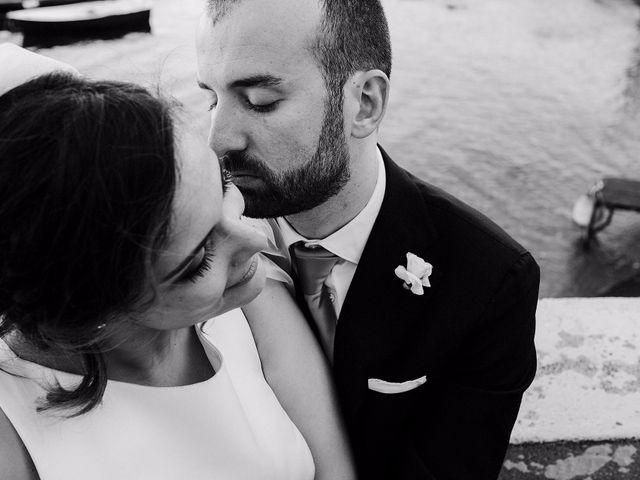 le nozze di Federica e Guido
