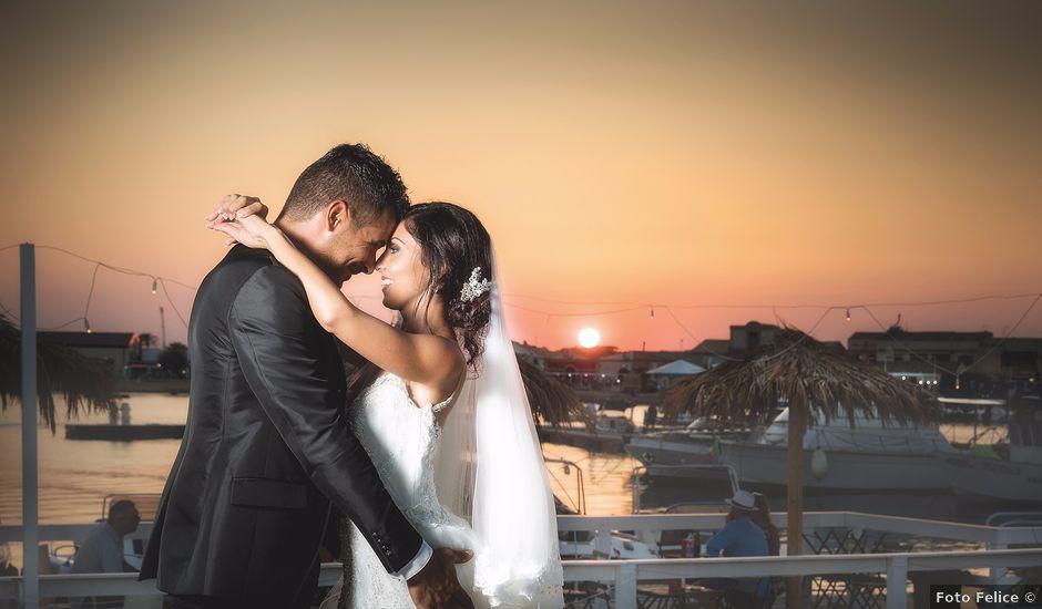 Il matrimonio di Marco e Concetta a Avola, Siracusa