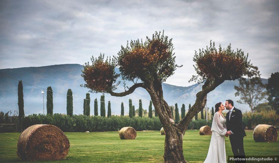 Il matrimonio di Guido e Teresa a Mondragone, Caserta