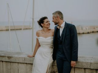 Le nozze di Clara e Stefano