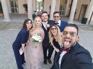 Le nozze di Sara e Alessandro 3