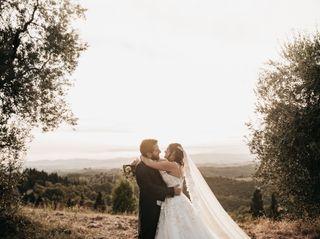 Le nozze di Virginia e Niccolò