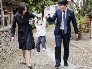 Le nozze di Luigi e Nayoung 1
