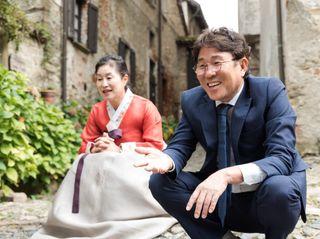 Le nozze di Luigi e Nayoung 2