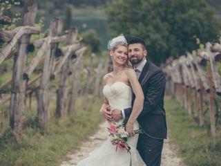 Le nozze di Ivana e Alessio
