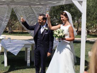 Le nozze di Rosangela e Davide
