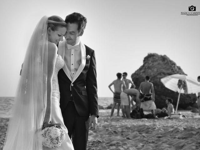 Le nozze di Gizem e Alkan