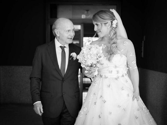 Il matrimonio di Gabriele e Elettra a Verdello, Bergamo 30