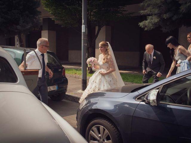 Il matrimonio di Gabriele e Elettra a Verdello, Bergamo 32
