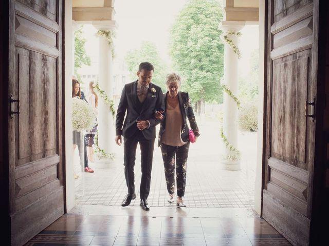 Il matrimonio di Gabriele e Elettra a Verdello, Bergamo 34