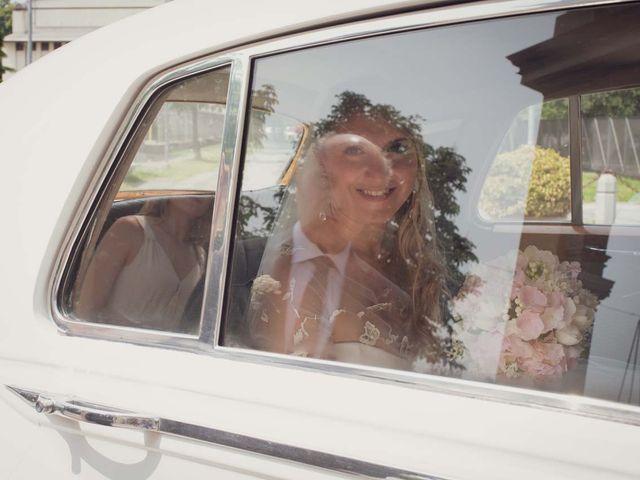 Il matrimonio di Gabriele e Elettra a Verdello, Bergamo 37