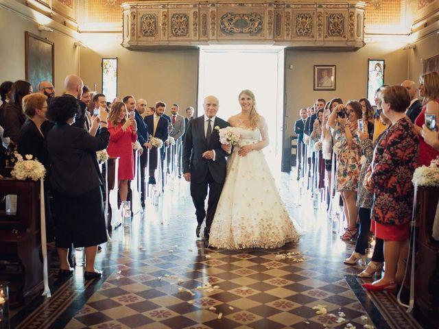 Il matrimonio di Gabriele e Elettra a Verdello, Bergamo 40