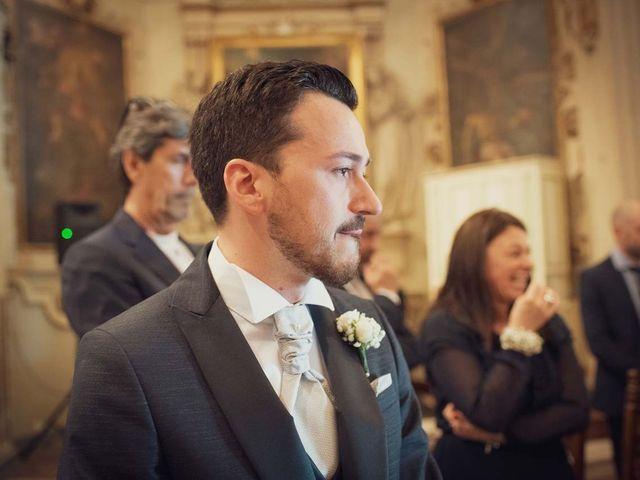 Il matrimonio di Gabriele e Elettra a Verdello, Bergamo 41