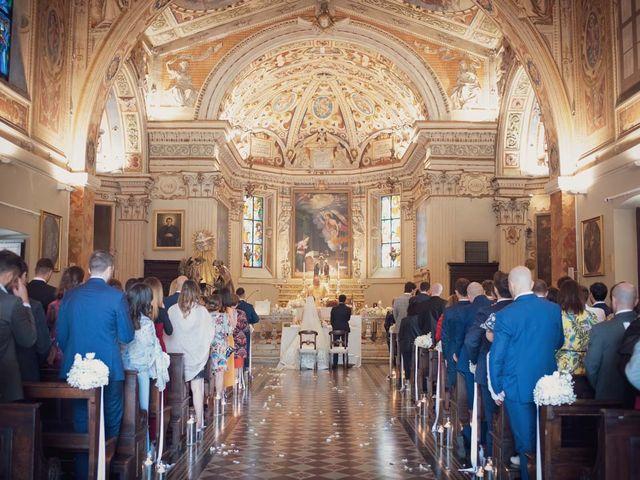 Il matrimonio di Gabriele e Elettra a Verdello, Bergamo 44