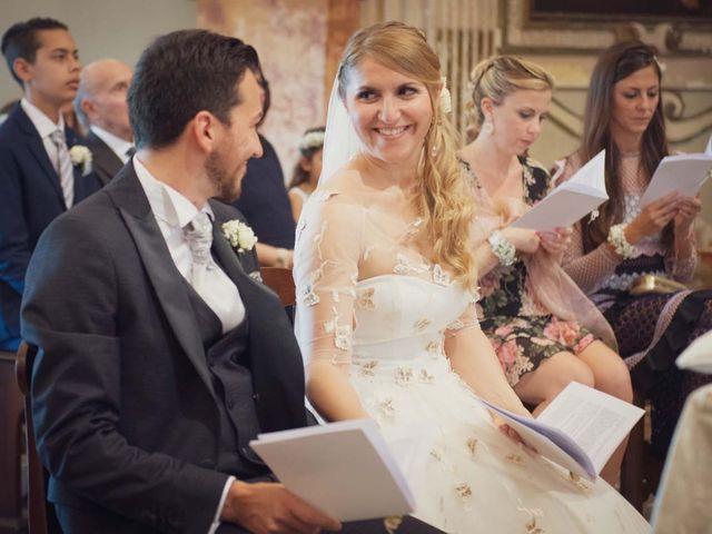 Il matrimonio di Gabriele e Elettra a Verdello, Bergamo 46