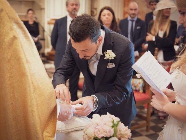 Il matrimonio di Gabriele e Elettra a Verdello, Bergamo 50