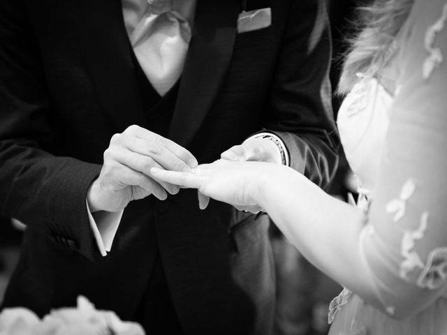 Il matrimonio di Gabriele e Elettra a Verdello, Bergamo 51