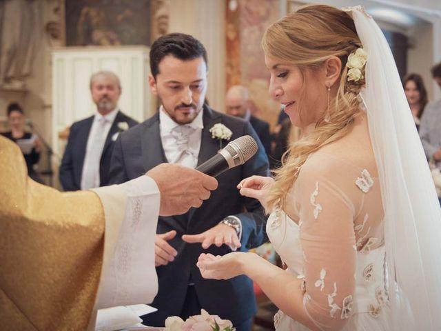 Il matrimonio di Gabriele e Elettra a Verdello, Bergamo 52