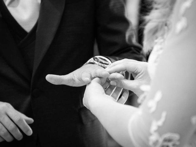 Il matrimonio di Gabriele e Elettra a Verdello, Bergamo 53