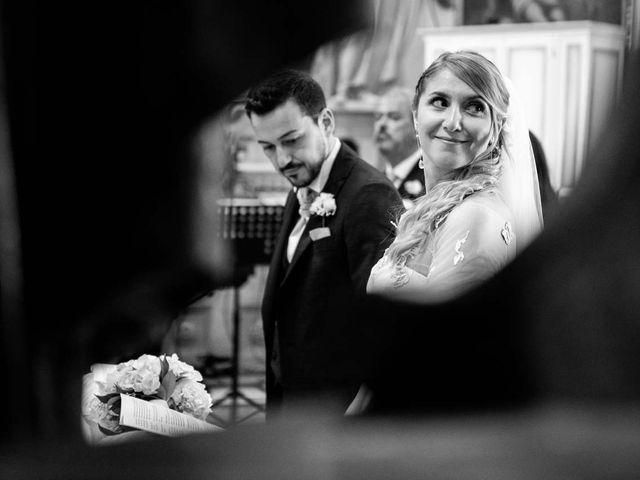 Il matrimonio di Gabriele e Elettra a Verdello, Bergamo 55