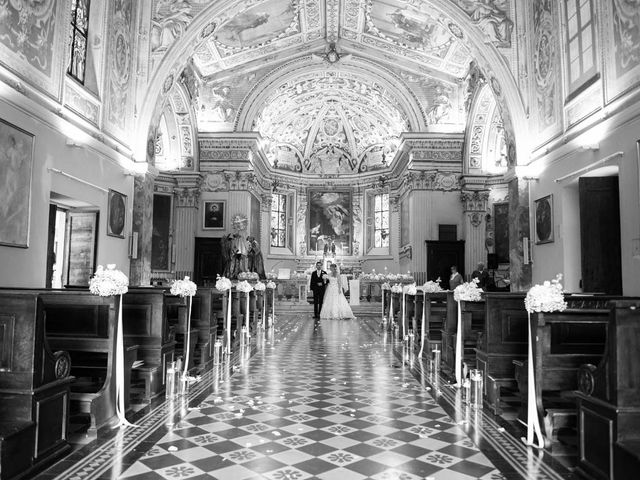 Il matrimonio di Gabriele e Elettra a Verdello, Bergamo 58