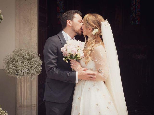 Il matrimonio di Gabriele e Elettra a Verdello, Bergamo 64