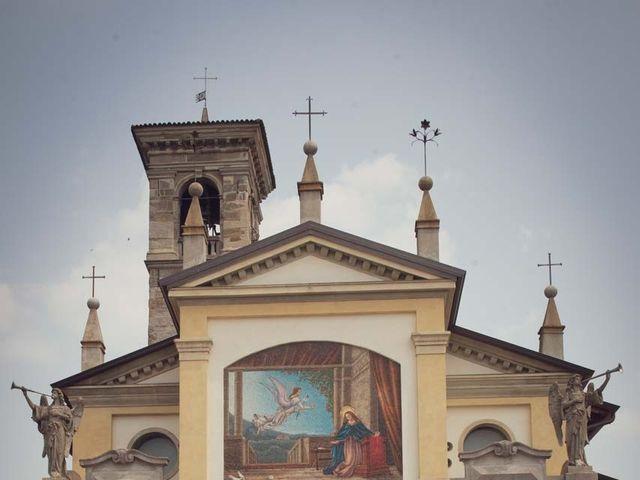 Il matrimonio di Gabriele e Elettra a Verdello, Bergamo 65