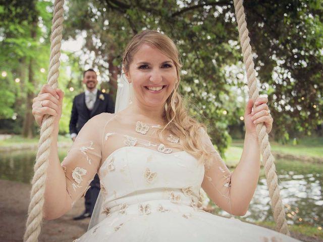 Il matrimonio di Gabriele e Elettra a Verdello, Bergamo 71