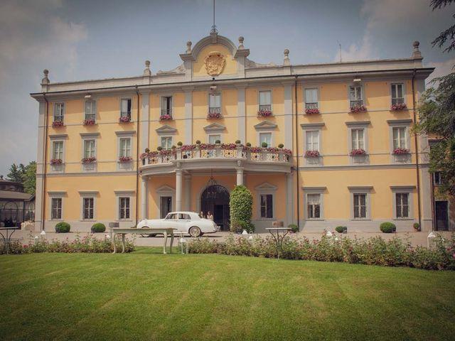 Il matrimonio di Gabriele e Elettra a Verdello, Bergamo 74