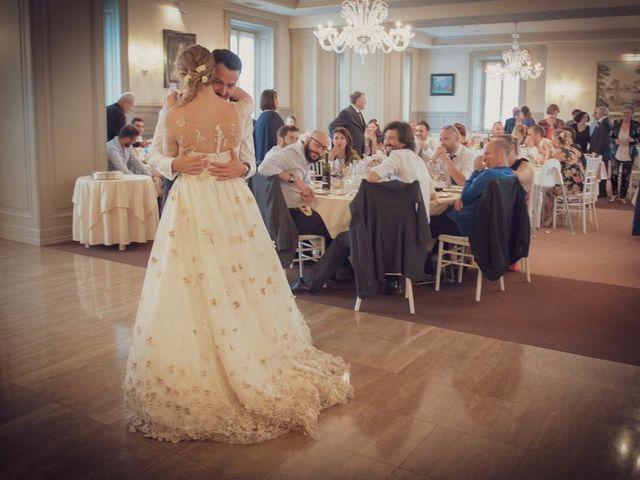 Il matrimonio di Gabriele e Elettra a Verdello, Bergamo 89