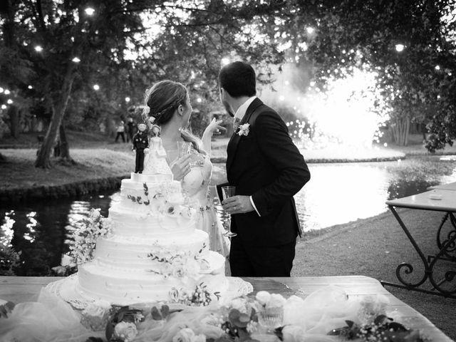 Il matrimonio di Gabriele e Elettra a Verdello, Bergamo 93