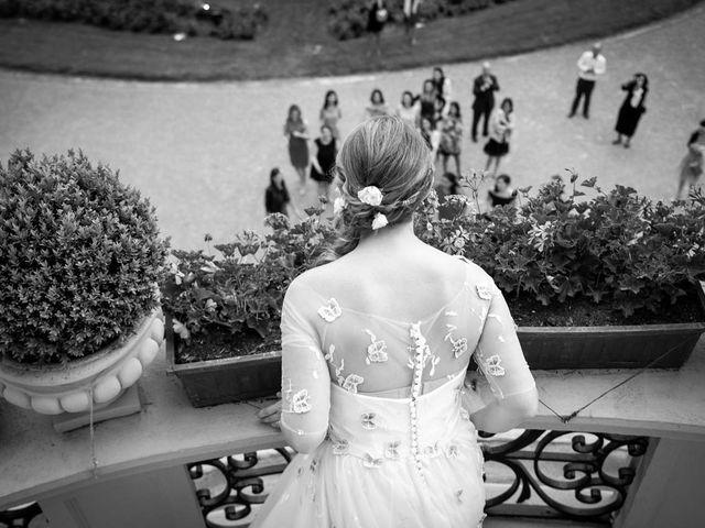 Il matrimonio di Gabriele e Elettra a Verdello, Bergamo 96
