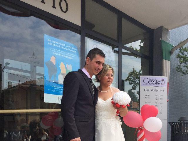 Il matrimonio di Andrea  e Anna  a Cesate, Milano 4