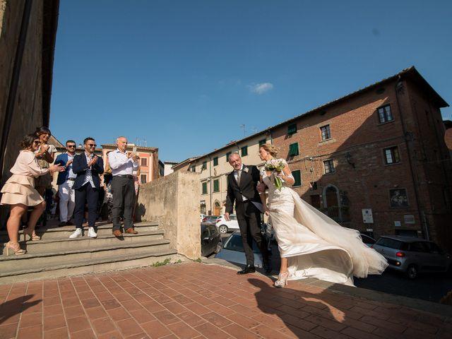 Il matrimonio di Marco e Melissa a Peccioli, Pisa 13