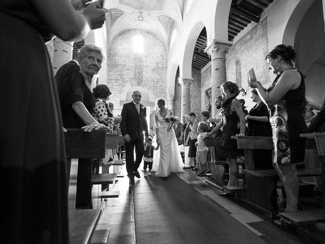 Il matrimonio di Marco e Melissa a Peccioli, Pisa 14