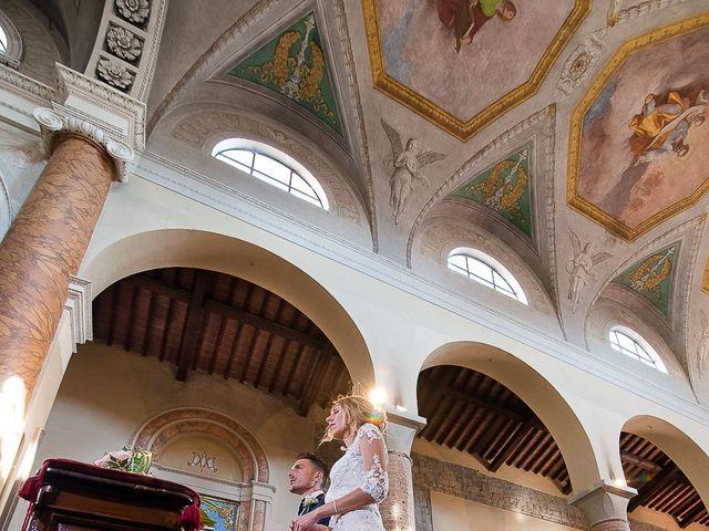 Il matrimonio di Marco e Melissa a Peccioli, Pisa 15