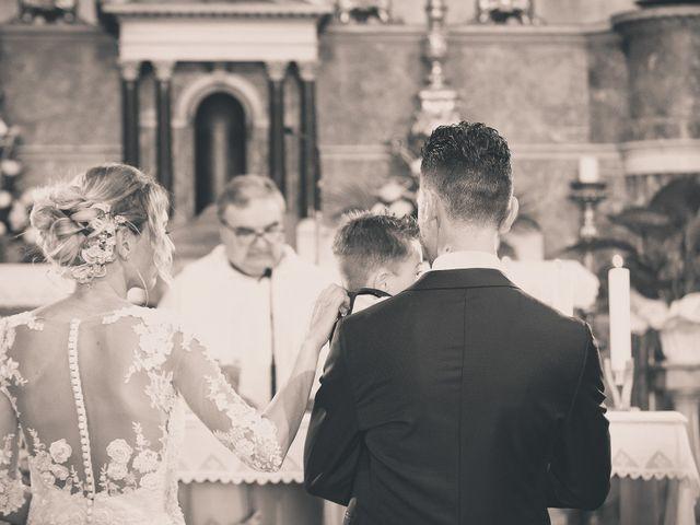 Il matrimonio di Marco e Melissa a Peccioli, Pisa 20
