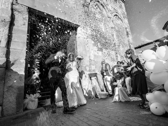 Il matrimonio di Marco e Melissa a Peccioli, Pisa 22