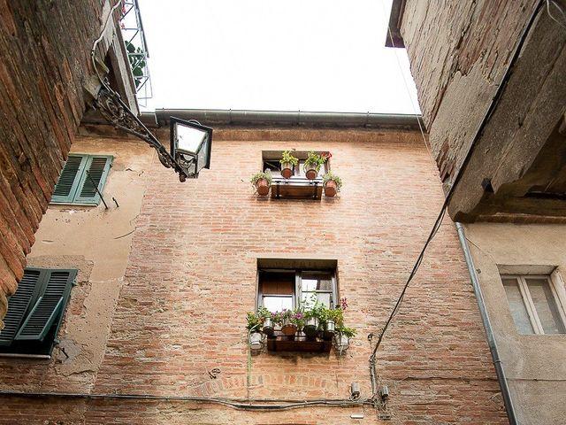 Il matrimonio di Marco e Melissa a Peccioli, Pisa 23