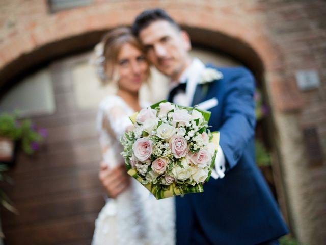 Il matrimonio di Marco e Melissa a Peccioli, Pisa 24