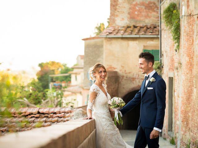 Il matrimonio di Marco e Melissa a Peccioli, Pisa 25