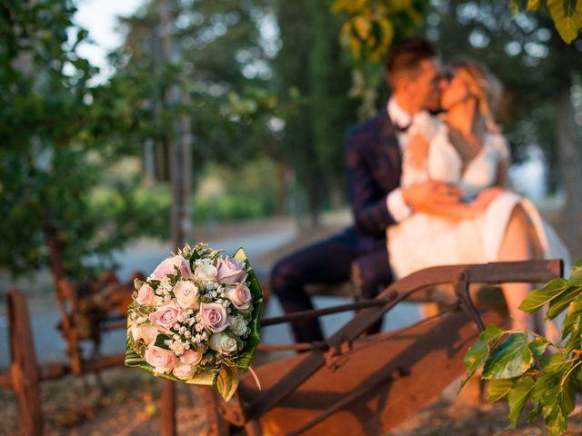 Il matrimonio di Marco e Melissa a Peccioli, Pisa 1