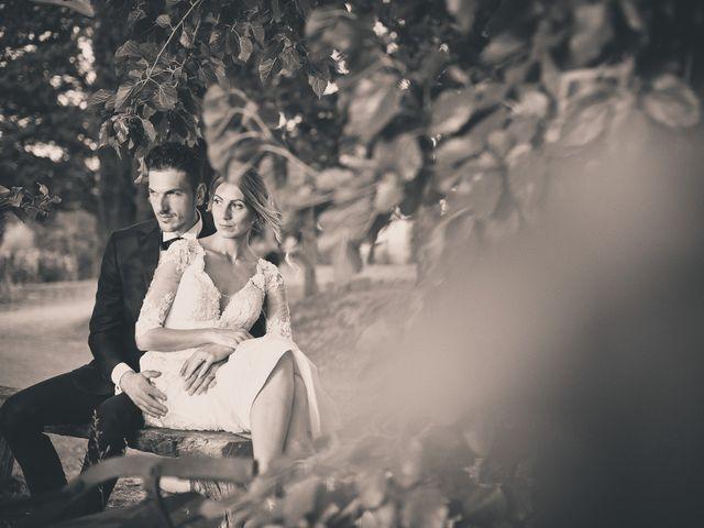 Il matrimonio di Marco e Melissa a Peccioli, Pisa 29