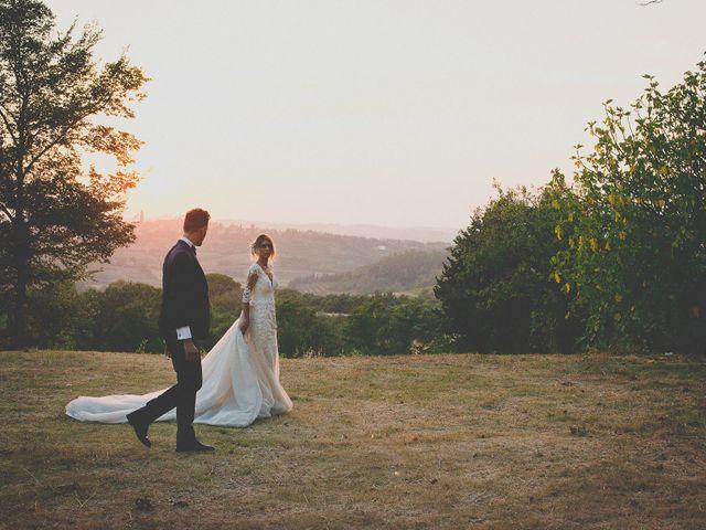 Il matrimonio di Marco e Melissa a Peccioli, Pisa 30