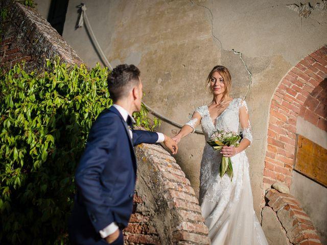 Il matrimonio di Marco e Melissa a Peccioli, Pisa 31