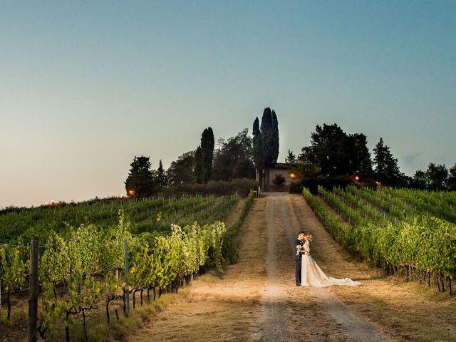 Il matrimonio di Marco e Melissa a Peccioli, Pisa 32