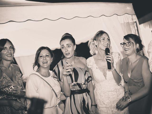 Il matrimonio di Marco e Melissa a Peccioli, Pisa 35